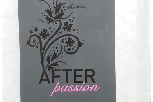 Neues für meinem Bücherregal – AFTER passion