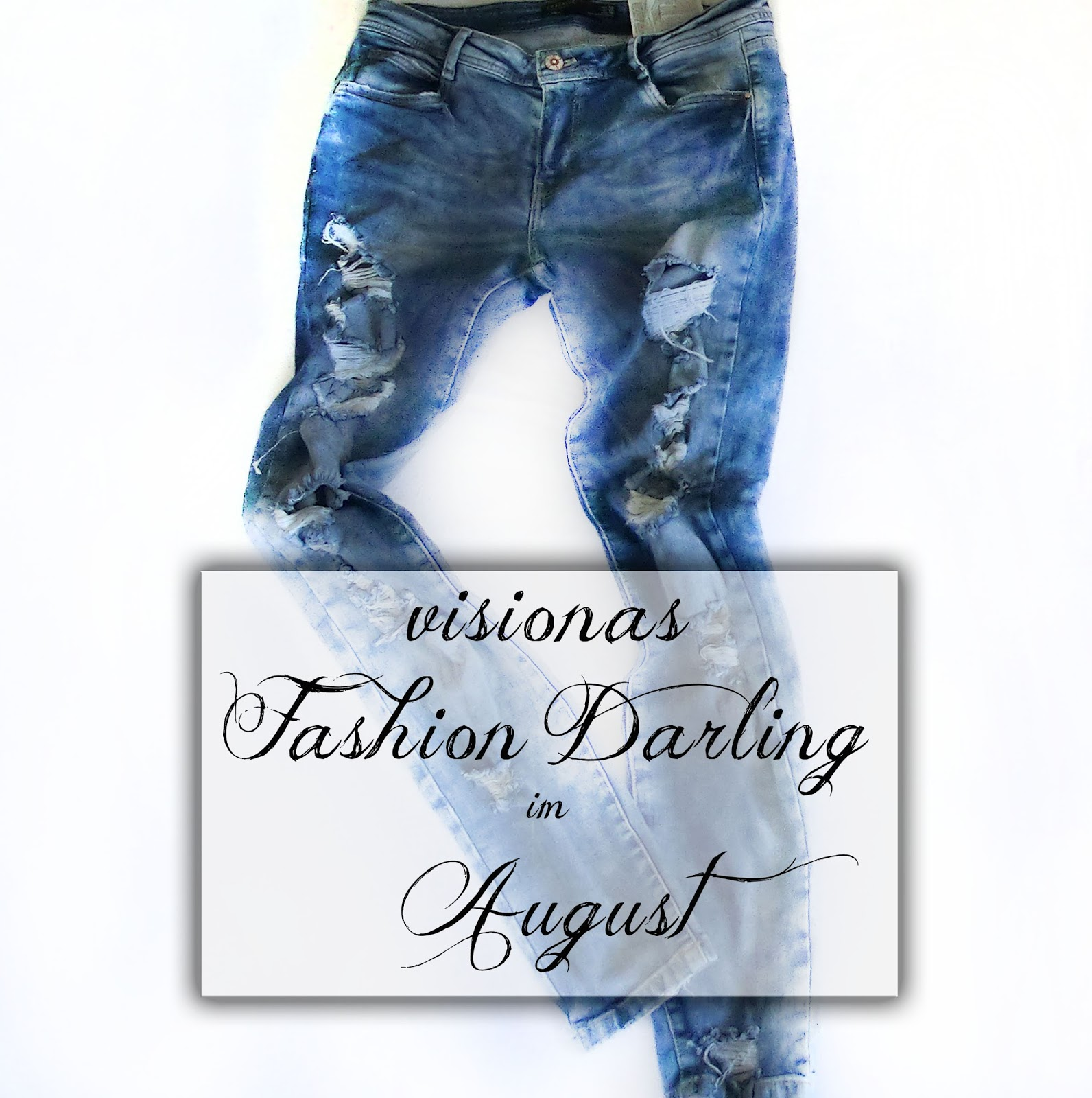 e0251de00397 Die Ripped oder Destroyed Jeans kam diesen Sommer ganz groß raus. Je größer  die Löcher sind, umso stylisher ist die Jeans. Für mich war die Zara Jeans,  ...