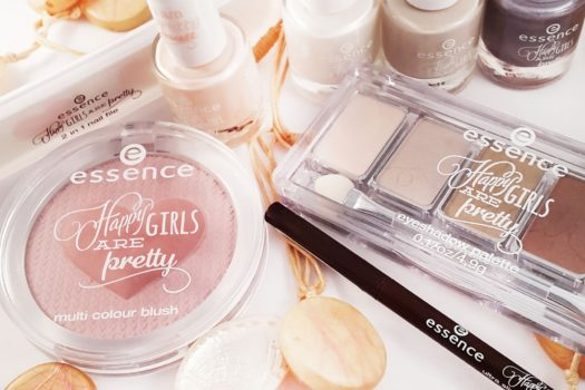 essence Happy girls are pretty LE Review