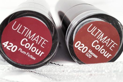 Lipstick Parade –  Ultimate Colour Lippenstifte von Catrice