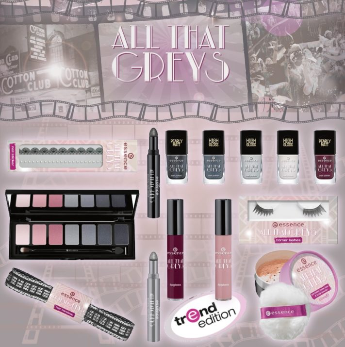 essence all that greys limited editon