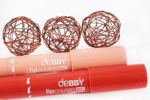 visionas Beauty Darling im Dezember deBBy Lip Chubby Mat Lipstick
