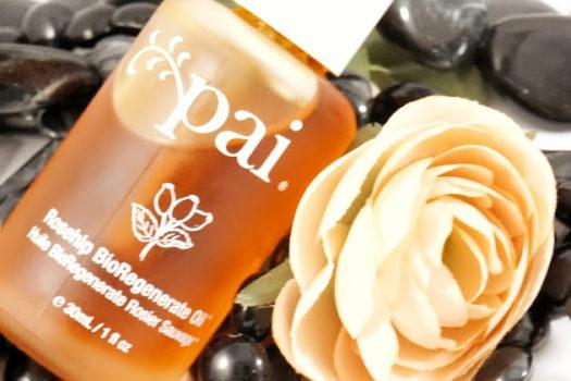 visionas Beauty Darling im November Pai Rosehip BioRegenerate Oil