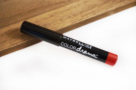 Lipstick Parade Maybelline Color Drama Essential Red