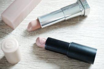 Blogparade Mein allerllerliebster Nude-Lippenstift von Essence und Maybelline