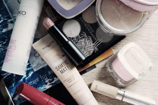 Weekly Beautybag Inside Catrice Zensibility LE Lidschattenpalette