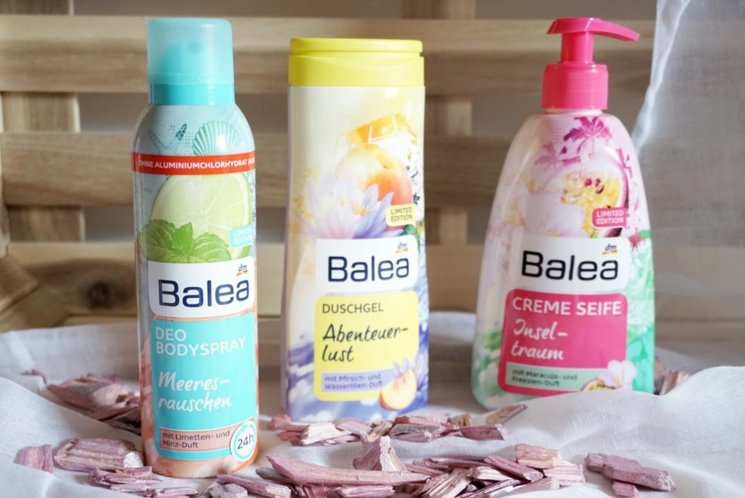 balea summer limited edition
