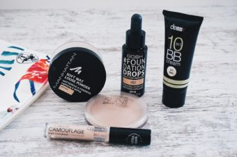Make-Up Geflüster – Favoriten im Sommer [Teint Edition]
