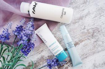 Erfrischende Gesichtspflege für ölige Haut von Rau Cosmetics, Lancaster und Shiseido