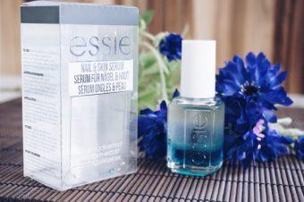 Neu bei essie – 3in1 shake Blaualge Nagelpflege