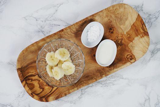 DIY Beauty Wunderwelt – Bananen-Joghurt-Maske