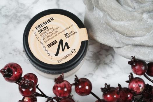 Make-Up Geflüster – Manhattan Fresher Skin Foundation