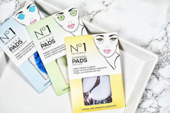 Gepflegt durch den Winter mit No1 For Your Beauty Augenpads