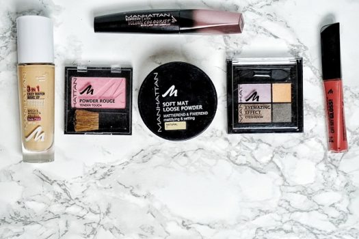 One Brand Face Makeup mit Manhattan Cosmetics