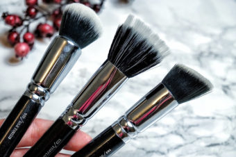 Foundation Pinsel Vergleich Meine Top 3 Zoeva Brushes