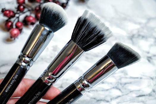 Foundation Pinsel Vergleich Meine Top 3 Zoeva Brushes