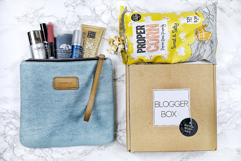 Bloggerboxx edition secret suite unboxing