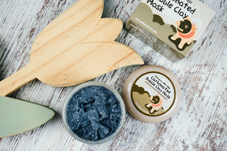 Carbonated Bubble Clay Mask KBeauty