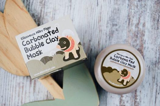 Beauty Darling im Februar – Elizavecca Milky Piggy Carbonated Bubble Clay Mask