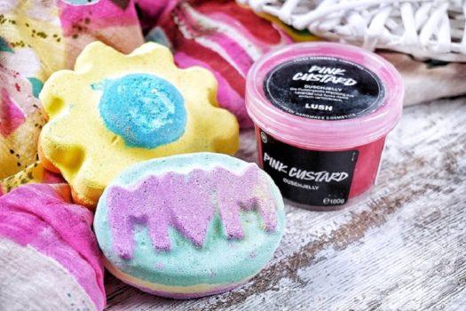 Verwöhnmomente für Mama – Badeleckereien aus der Lush Muttertagskollektion 2017 + Gewinnspiel