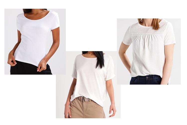 white shirt styles