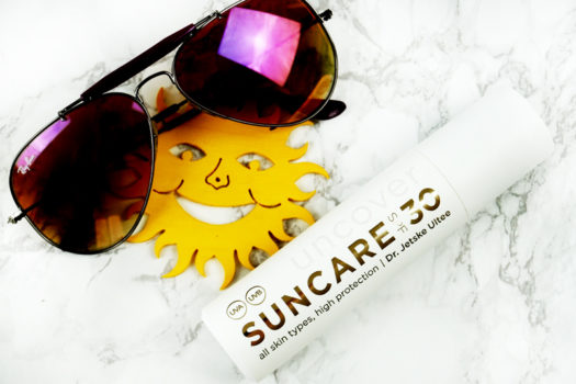 Beauty Darling im April – Uncover Suncare LSF 30