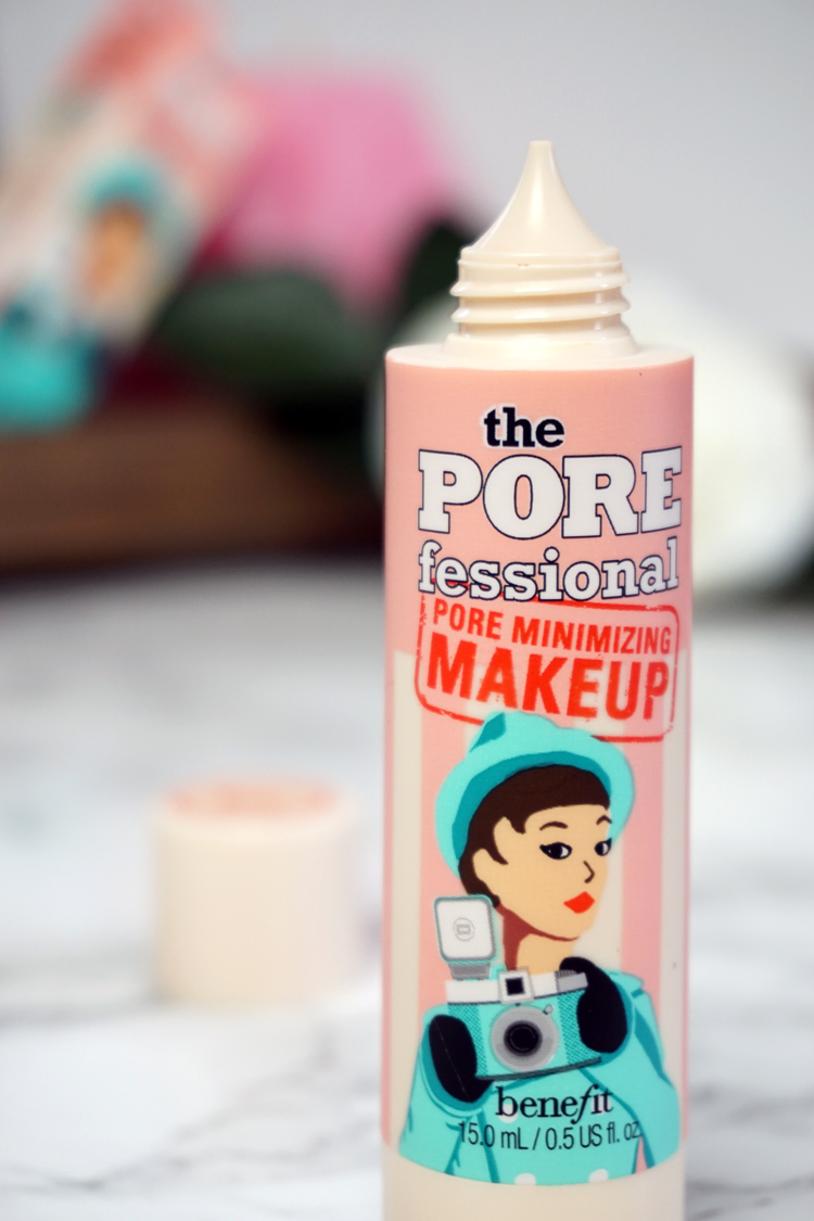 Benefit Porefessional Pore Minimizing Makeup Foundation Review