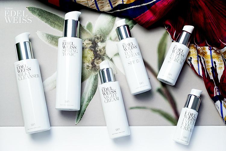 Produkttest Kampagne Mein Monat mit Edition Edelweiss Anti-Aging Beauty-Set complete 25+