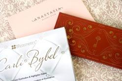 Top 3 Makeup Paletten Anastasia Beverly Hills Zoeva Carli Bybel