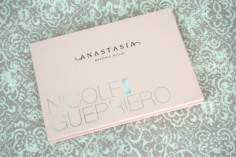 Top 3 Makeup Paletten Anastasia Beverly Hills GLow Kit Nicole Guerriero