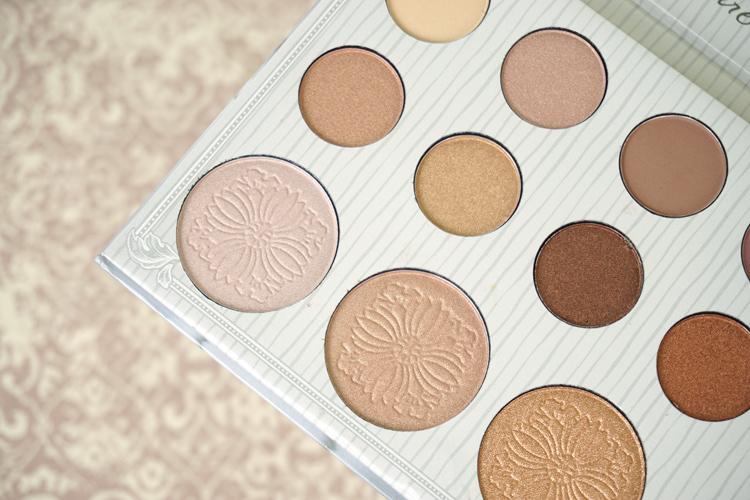 Top 3 Makeup Paletten bh Cosmetics Carli Bybel Lidschattenpalette