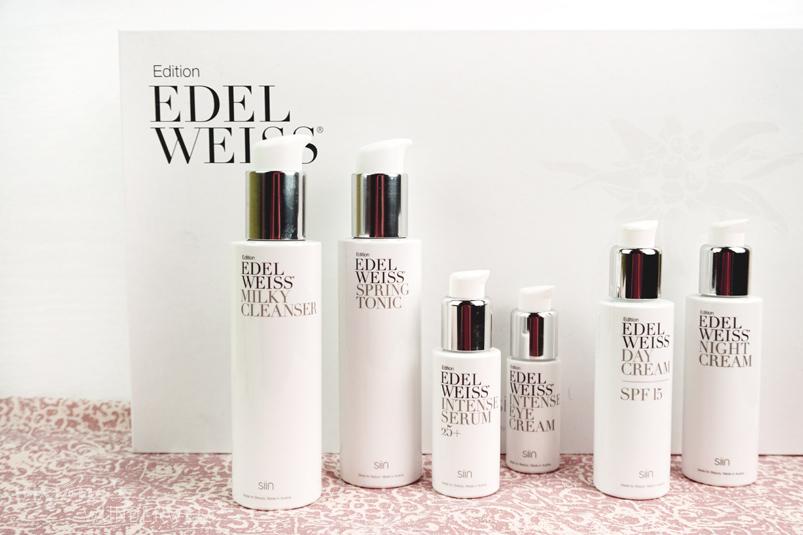Mein Monat mit Edition Edelweiss Anti Aging Hautpflege