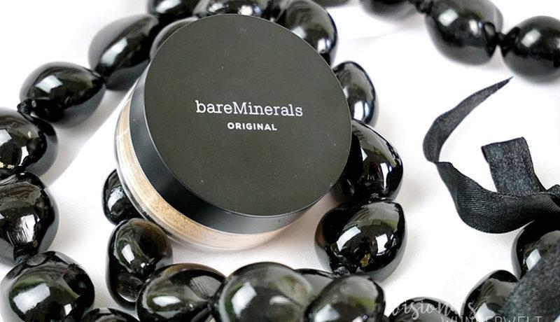bareMinerals Original Foundation + Tipps zum Auftragen von Mineralpuder Foundations