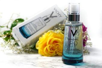 Feuchtigkeitsbooster für die Haut – Review zum Vichy Mineral 89 Serum
