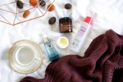 3 Punkte bei meiner Gesichtspflege im Herbst die jeder beachten sollte