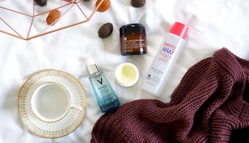 Tipps zur Gesichtspflege im Herbst