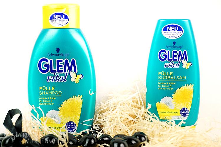 Glem Vital Dichte und Fuelle Shampoo und Kurbalsam Review