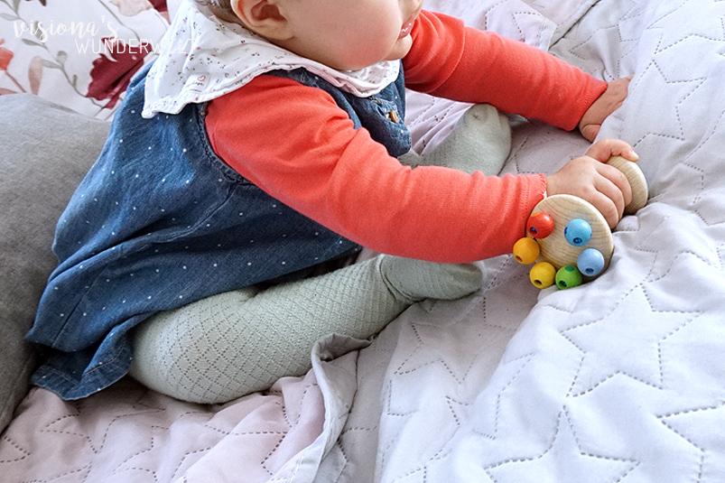 Baby Update 8 Monate Emma inklusive Babypflege Produkte Favoriten
