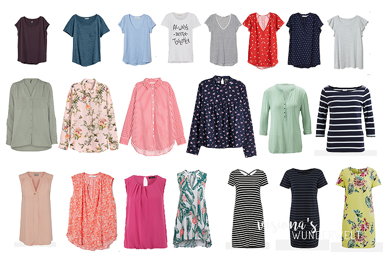 stay at home mama spring capsule wardrobe