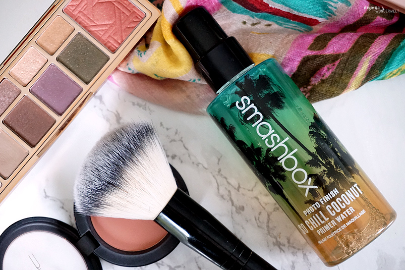 instamadeitbyme Smashbox Photo Finish Primer Water So Chilli Coconut Review Erfahrung