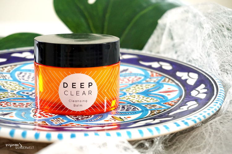 Alternative Möglichkeit zur Gesichtsreinigung Cleansing Balm Missha