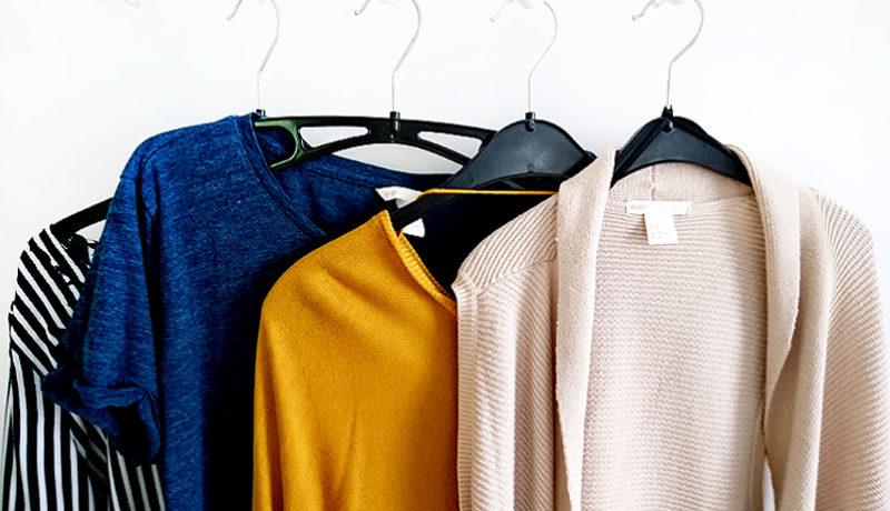 Look Book September – Project 333 Capsule Wardrobe für den Herbst 2018