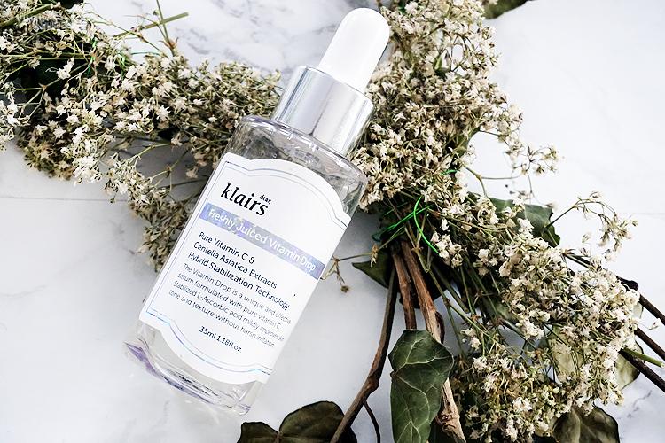 korean beauty gesichtspflege k-beauty marke klairs freshly juiced vitamin drop vitamin C serum