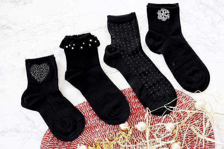 Christmas GIft Guide 2018 Geschenke Inspiration Calzedonia Socken