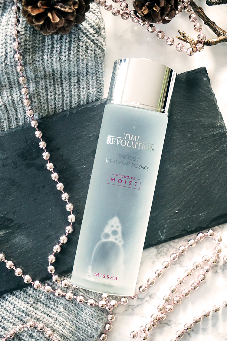 K-Beauty Marke Missha Time Revolution The First Treatment Essence
