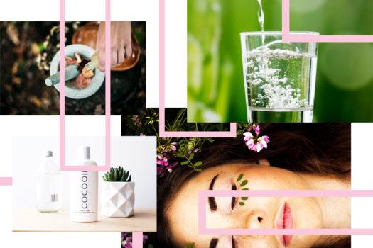 Hautpflege Beauty Trends 2019