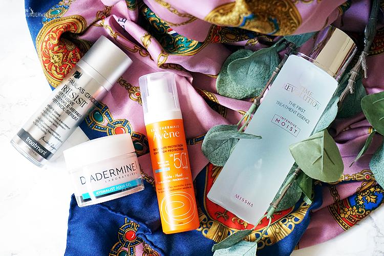 Themenwoche Jahresfavoriten 2018 Skincare