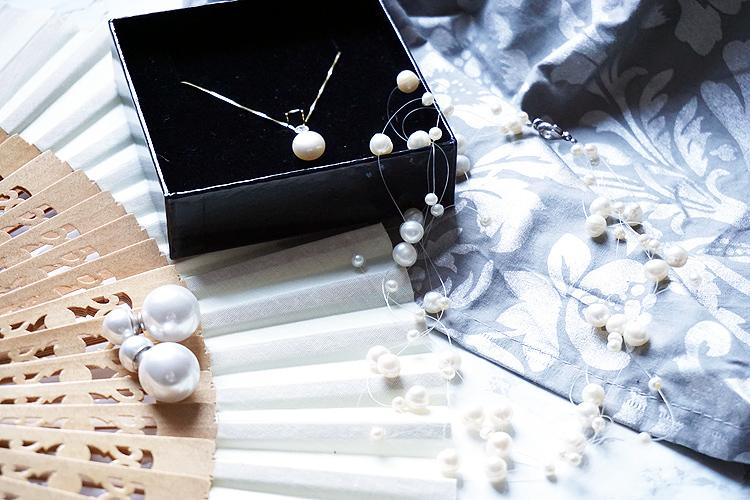 Schmuck Capsule Projekt Jewelry Essentials Perlen