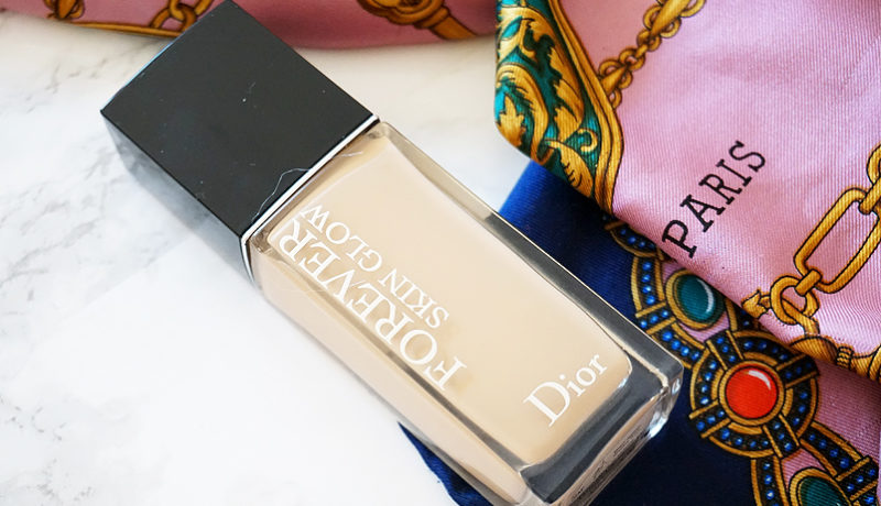 Dior Forever Skin Glow – mein neuer Foundation Liebling?