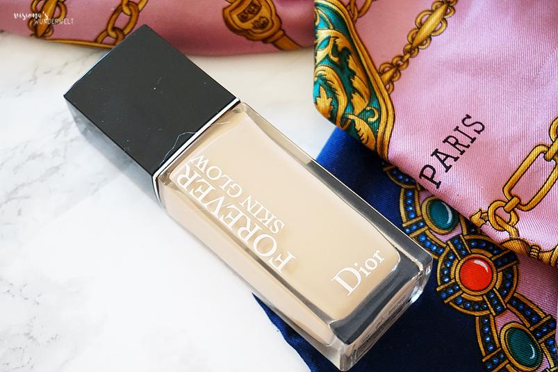 Dior Forever Skin Glow Foundation Erfahrungen und Review